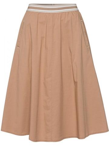 More & More Spódnica w kolorze beżowym