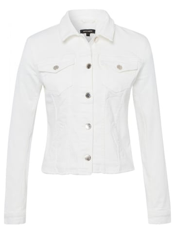 More & More Kurtka dżinsowa w kolorze białym
