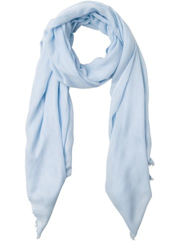 More & More Sjaal lichtblauw