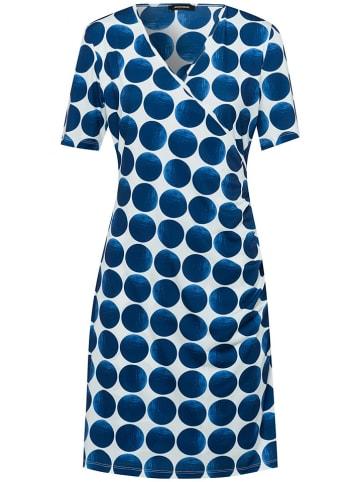 More & More Sukienka w kolorze niebiesko-białym
