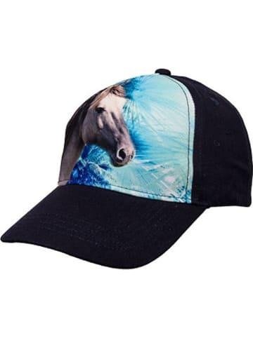 "MaxiMo Pet ""Horse"" donkerblauw"