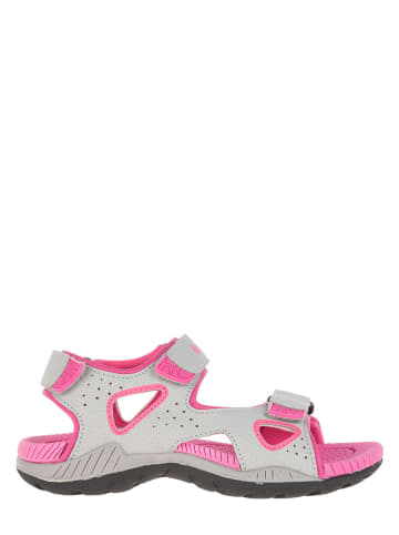 "Kamik Sandalen ""Lobster 2"" in Grau/Rosa"