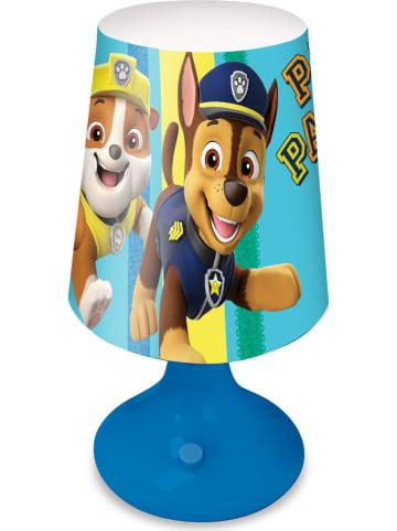 """Paw Patrol Lampa stołowa LED """"Paw Patrol"""" w kolorze błękitnym"""