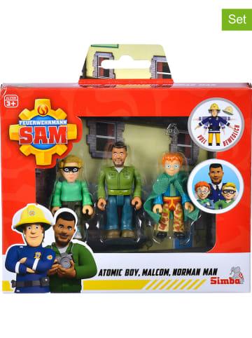 Feuerwehrmann Sam 3-częściowy zestaw - 3+
