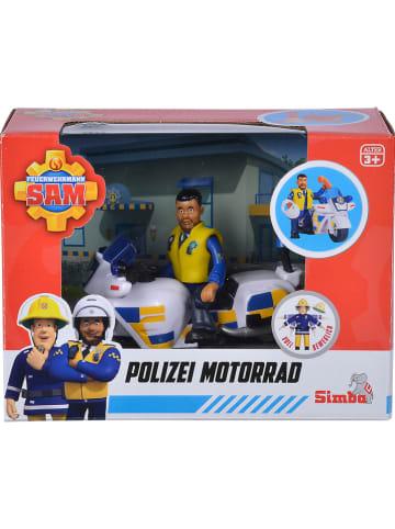 Feuerwehrmann Sam Motor z figurką - 3+