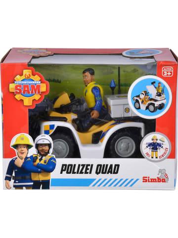 Feuerwehrmann Sam Quad z figurką - 3+