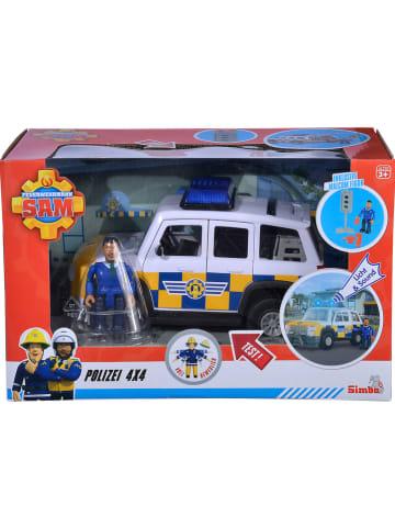 Feuerwehrmann Sam Radiowóz policyjny - 3+