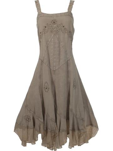 Coline Sukienka w kolorze beżowym