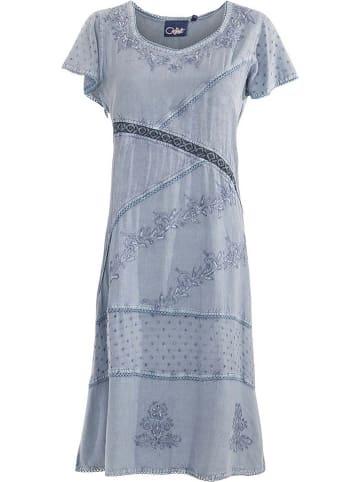Coline Kleid in Blau