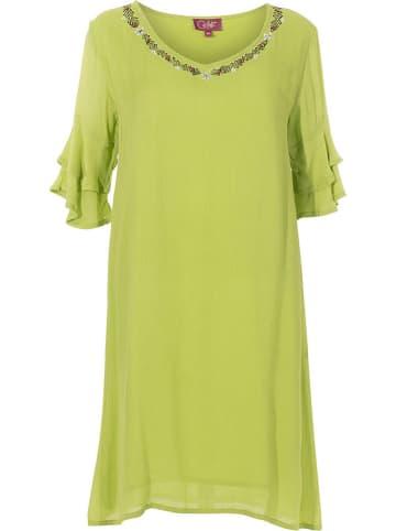 Coline Sukienka w kolorze żółtym