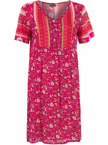 Coline Sukienka w kolorze różowo-czerwonym