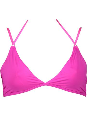 POLO RALPH LAUREN Biustonosz bikini w kolorze fuksji