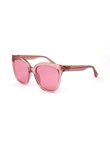 Guess Damen-Sonnenbrille in Rosa