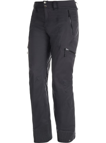 """Mammut Spodnie funkcyjne """"Stoney"""" w kolorze czarnym"""