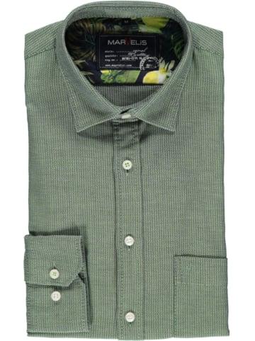 MARVELIS Blouse - casual fit - groen