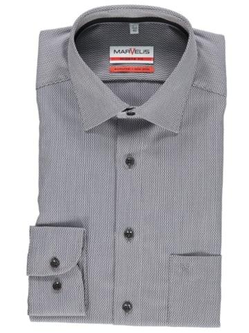 MARVELIS Blouse - modern fit - zwart