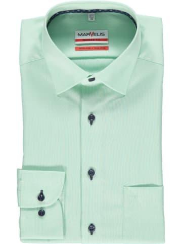 MARVELIS Blouse - modern fit - groen