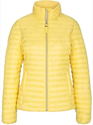 Tom Tailor Kurtka przejściowa w kolorze żółtym