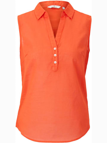 Tom Tailor Blouse - regular fit - oranje