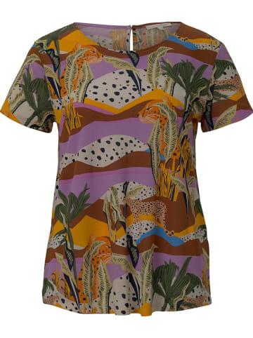 TOM TAILOR Denim Shirt in Bunt