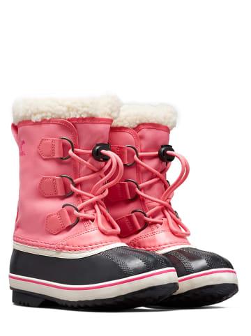 "Sorel Winterstiefel ""Yoot Pac"" in Pink"
