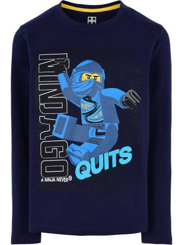 """Legowear Longsleeve """"M12010026"""" donkerblauw"""