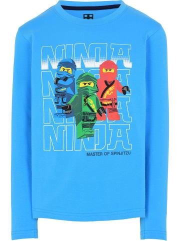 """Legowear Koszulka """"M12010032"""" w kolorze błękitnym"""