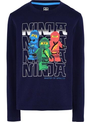 """Legowear Longsleeve """"M12010032"""" donkerblauw"""