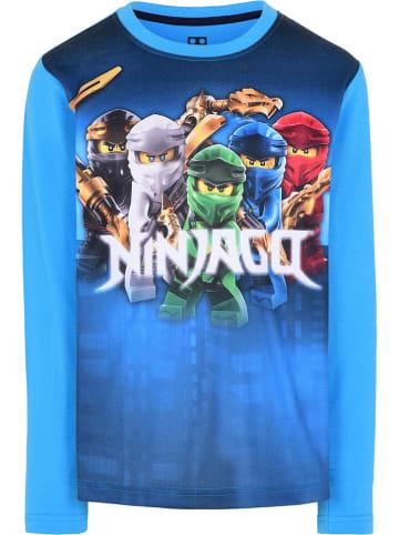 """Legowear Koszulka """"M12010033"""" w kolorze błękitnym"""