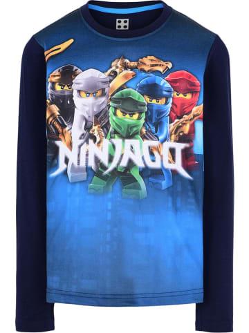 """Legowear Longsleeve """"M12010033"""" donkerblauw"""
