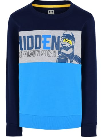 """Legowear Bluza """"M12010046"""" w kolorze niebieskim"""