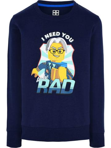 "Legowear Sweatshirt ""M12010049"" donkerblauw"