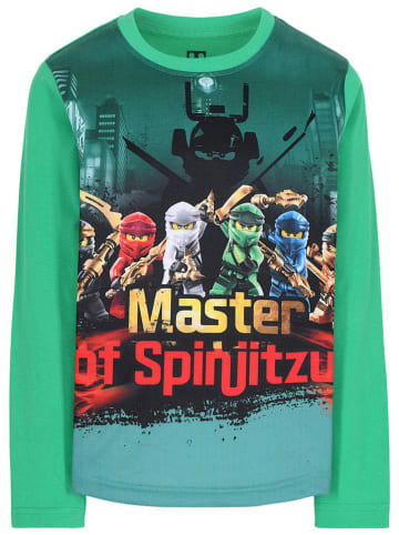 """Legowear Longsleeve """"M12010345"""" groen"""