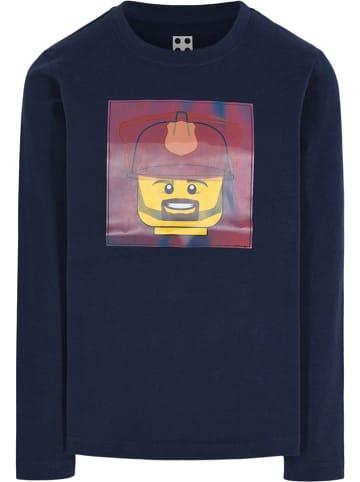 """Legowear Longsleeve """"M12010348"""" donkerblauw"""