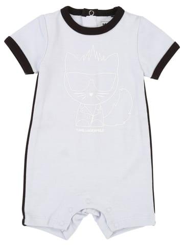 Karl Lagerfeld Kids Spieler in Weiß