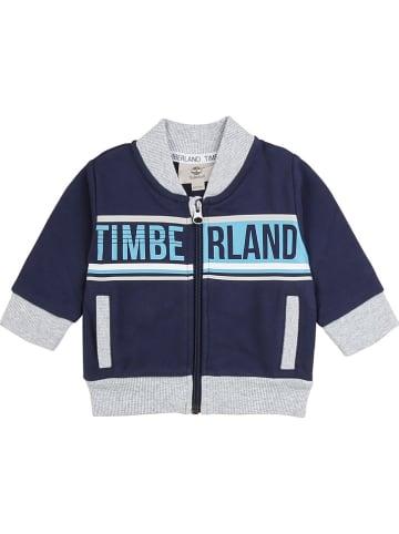Timberland Bluza w kolorze granatowo-jasnoszarym