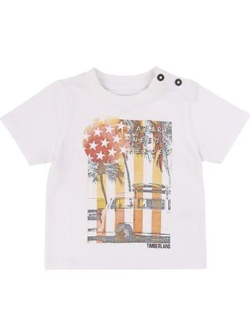 Timberland Koszulka w kolorze białym