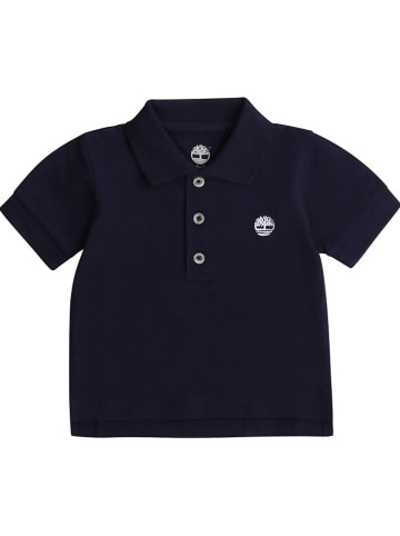 Timberland Poloshirt donkerblauw