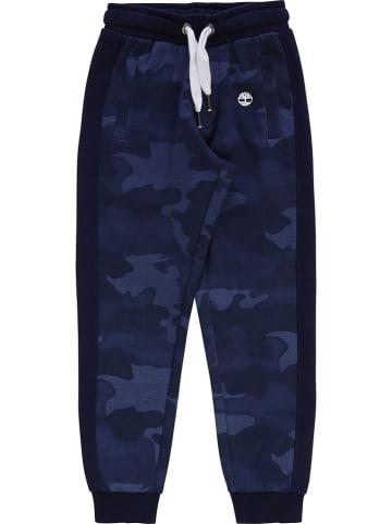 Timberland Spodnie dresowe w kolorze granatowym