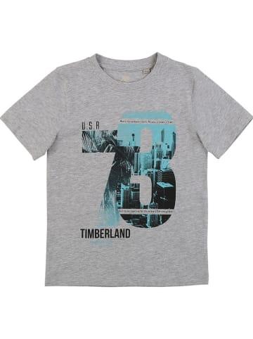 Timberland Koszulka w kolorze jasnoszarym