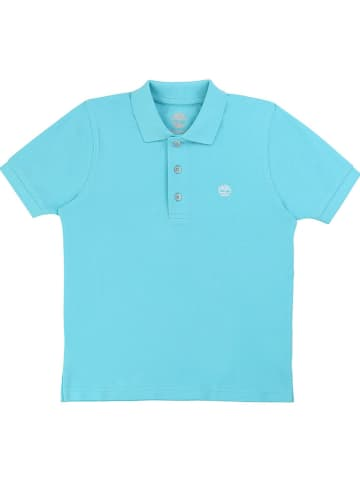 Timberland Poloshirt turquoise