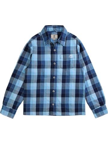Timberland Koszula w kolorze niebieskim