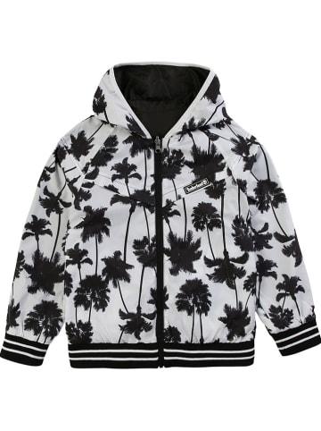 Timberland Kurtka przejściowa w kolorze czarno-białym