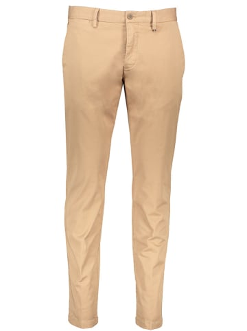 Marc O´Polo Chino - Tapered fit - in Hellbraun