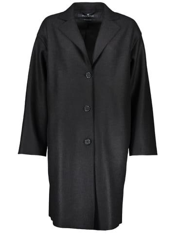 Marc O´Polo Wełniany płaszcz w kolorze czarnym