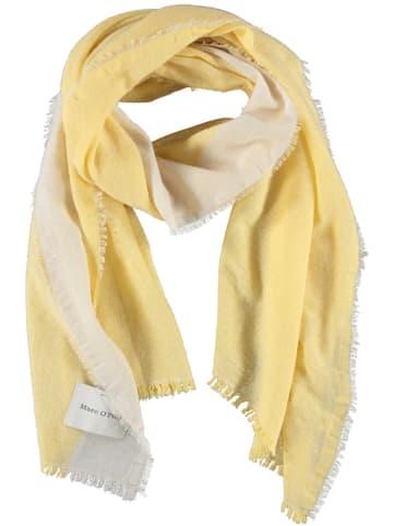 Marc O´Polo Sjaal geel