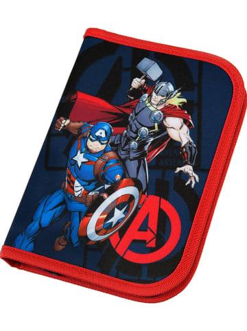 "Avengers Schüleretui ""Avengers"" in Blau/ Rot"