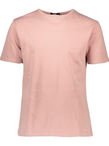 """Tigha Koszulka """"Bernard"""" w kolorze jasnoróżowym"""