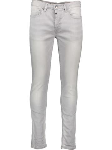 "Tigha Jeans ""Morty"" - Slim fit - in Hellgrau"