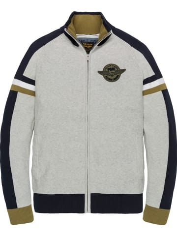 PME Legend Cardigan in Grau